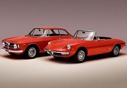 105/115 (Bertone) - Giulia, Coupe, Spider