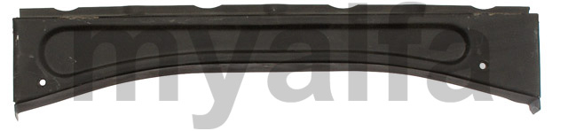 Back Bottom rail radiator for 105/115, Body parts, Panels, Engine compartment