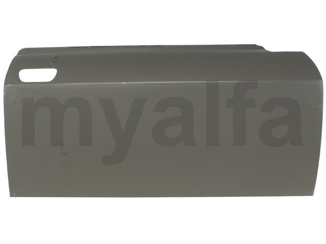 Right door GT Bertone for 105/115, Coupe, Body parts, Panels, Doors