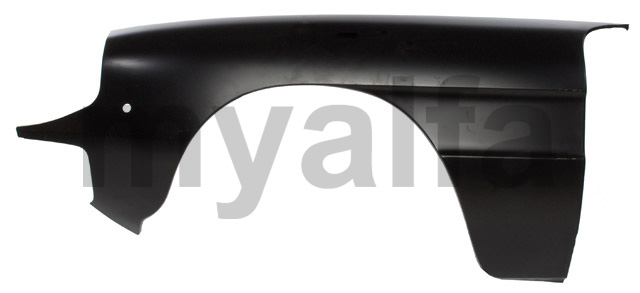 Panel left front guard llamas Spider 1966-82 for 105/115, Spider, Body parts, Panels, Front fenders