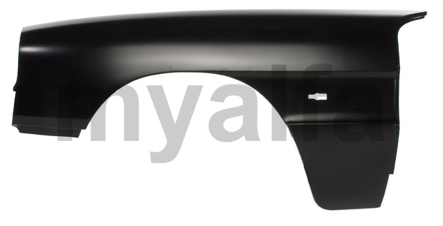 Panel left front guard llamas Spider 1983-93 for 105/115, Spider, Body parts, Panels, Front fenders