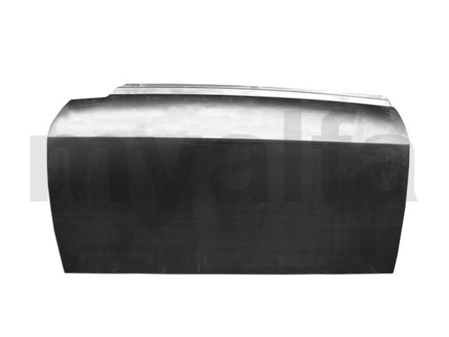 Door Left GTA for 105/115, Coupe, Body parts, Panels, Front fenders