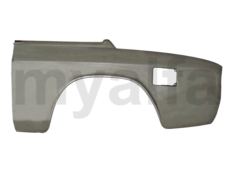 Panel Lamas Guard - back esq.º for 105/115, Coupe, Body parts, Panels, Rear fenders