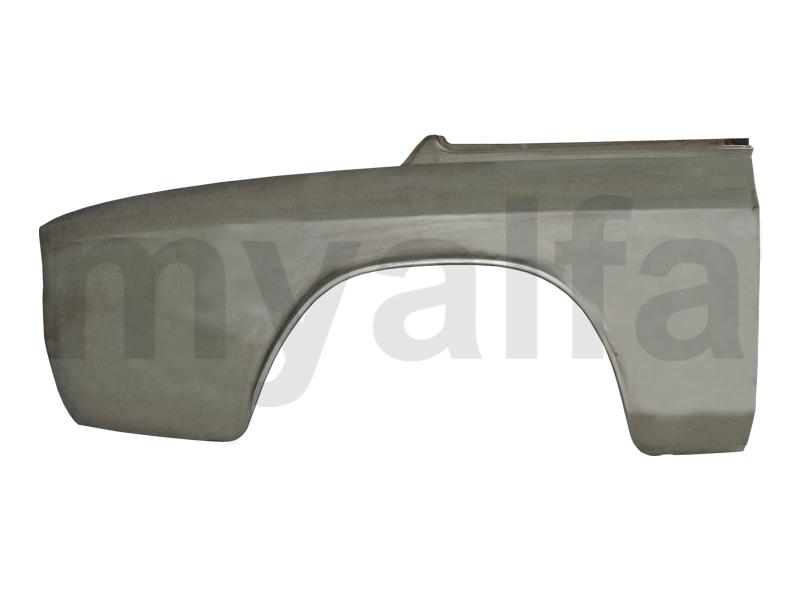 Panel Lamas Guard - back dt.º for 105/115, Coupe, Body parts, Panels, Rear fenders