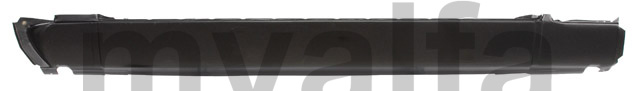 Panel outer sill w / GT side Esqº for 105/115, Coupe, Body parts, Panels, Sills