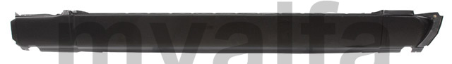 outer sill panel p / dt side GT for 105/115, Coupe, Body parts, Panels, Sills