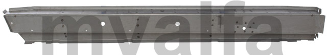 Sill inner Spider - Right for 105/115, Spider, Body parts, Panels, Sills
