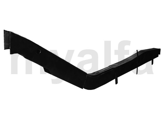 Stringer right - top for 105/115, Coupe, Body parts, Panels, Floor