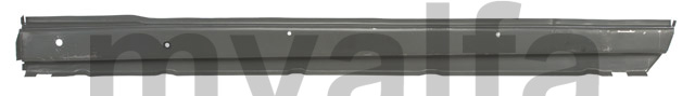 Interior panel sill w / GT side Esqº for 105/115, Coupe, Body parts, Panels, Sills