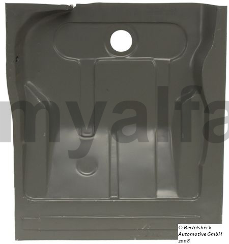 Panel Floor GT Bertone Back Esqº for 105/115, Coupe, Body parts, Panels, Floor