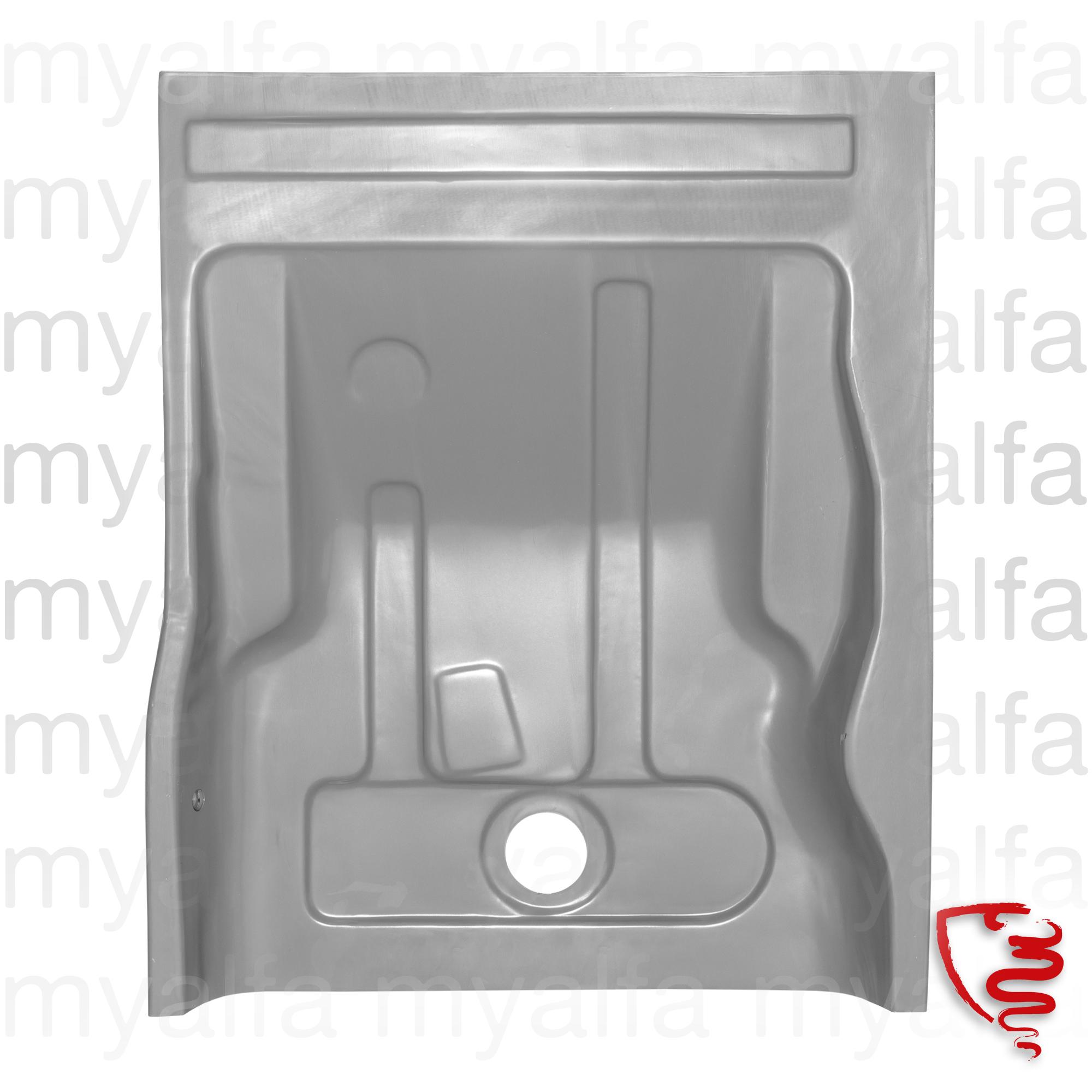 Panel Floor GT Bertone Back Dtº for 105/115, Coupe, Body parts, Panels, Floor