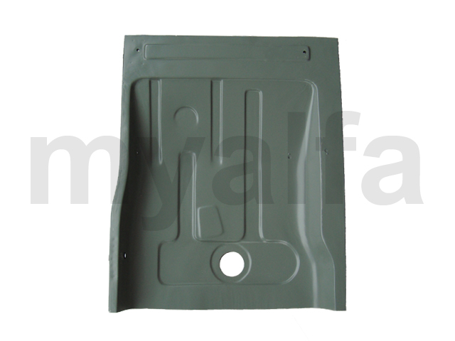 Floor panel Back Right to seat with 5 screws for 105/115, Coupe, Body parts, Panels, Floor