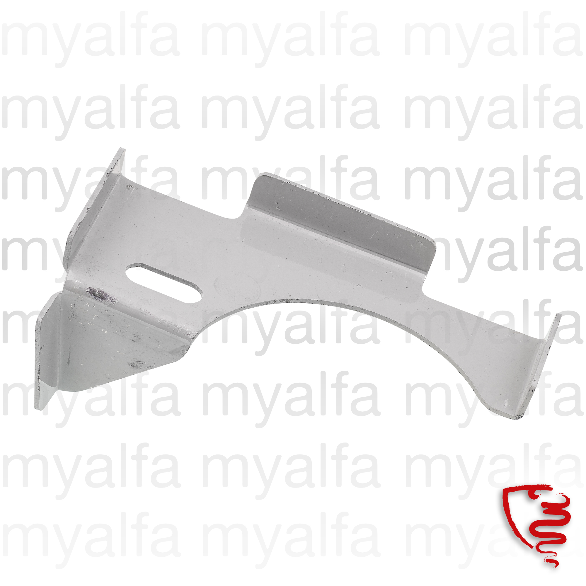 Exhaust support for mail background for 105/115, Coupe, Body parts, Panels, Rear