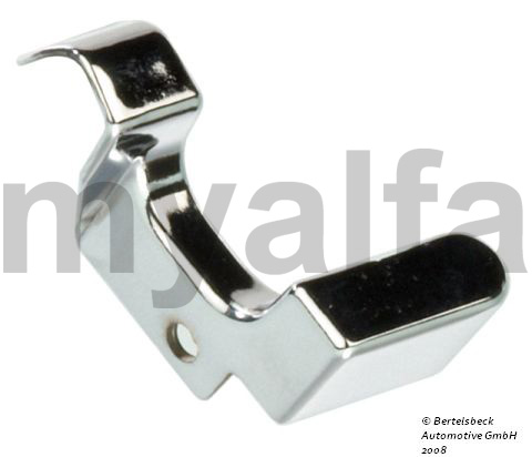 Chrome finish Column B Esqº for 105/115, Spider, Body parts, Chrome Parts, Door