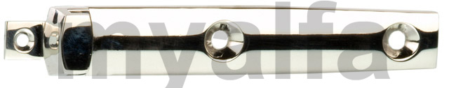Hardtop Spider 1966-69 support for 105/115, Spider, Body parts, Chrome Parts, Side