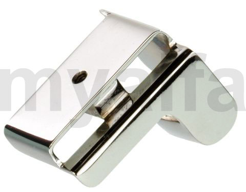 chrome finish B-pillar dt. for 105/115, Spider, Body parts, Chrome Parts, Door