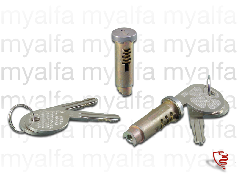 Cannon Spider doors (same key) for 105/115, Spider, Body parts, Chrome Parts, Door