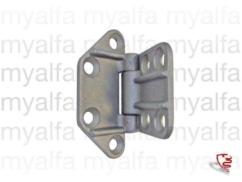 Door hinge GT Bertone lower for 105/115, Interior, Doors, Mechanical parts