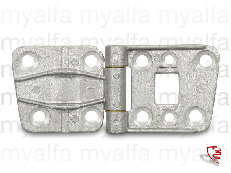 Door hinge GT Bertone1ª top right series for 105/115, Interior, Doors, Mechanical parts