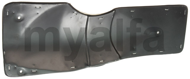 Heat protection muffler - front for 105/115, Exhaust System, Attachment Parts