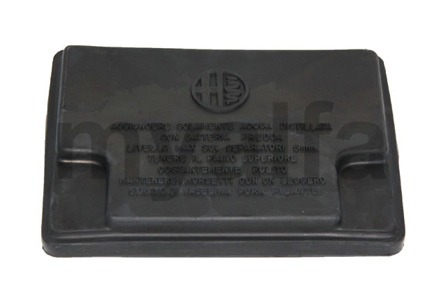 rubber battery cover for 750/101 for 750/101, Electrical system, Battery attachments