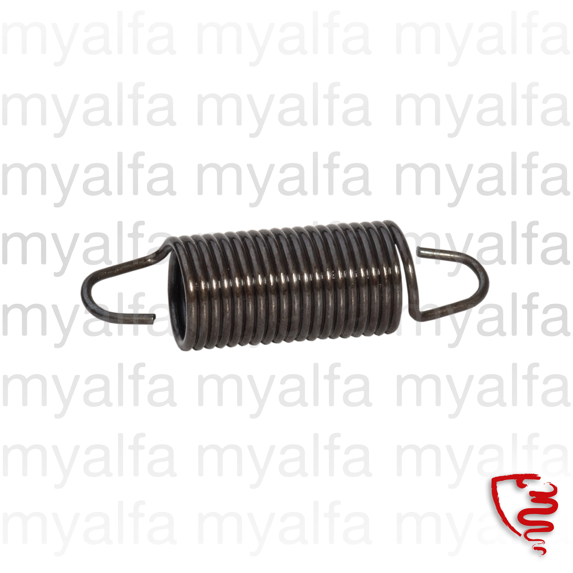 Return spring for accelerator pedal for 105/115, Pedals