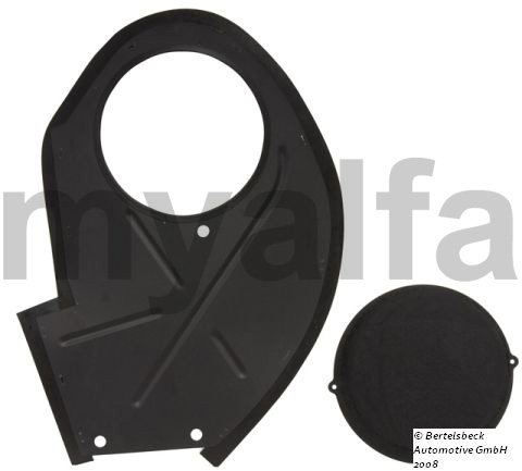 Tampa protection cava wheel frt side. esq.- spider 66-89 for 105/115, Spider, Body parts, Panels, Front fenders