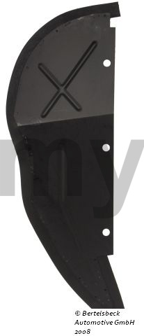 Tampa cava wheel guard back side dto.- spider 66-89 for 105/115, Spider, Body parts, Panels, Front fenders