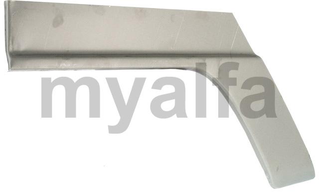 Panel Repair bow guard left behind sludge. - Giulia for 105/115, Giulia, Body parts, Panels, Rear