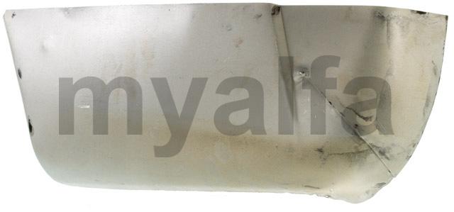 Panel Repair corner guard left behind sludge. - Giulia for 105/115, Giulia, Body parts, Panels, Rear