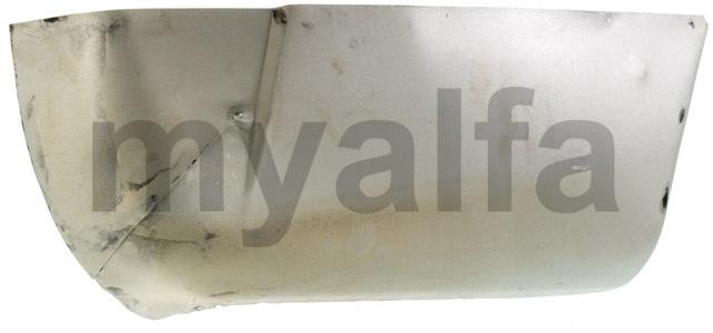 Panel Repair corner fender back drt. - Giulia for 105/115, Giulia, Body parts, Panels, Rear