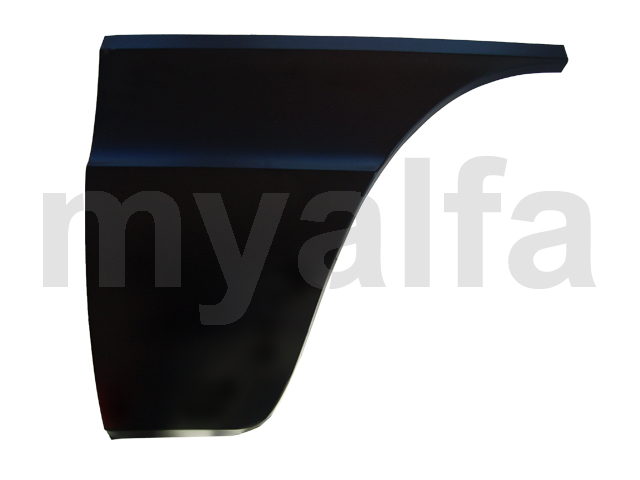 Corner Guard Lamas repair front - side back dt for 105/115, Spider, Body parts, Panels, Front