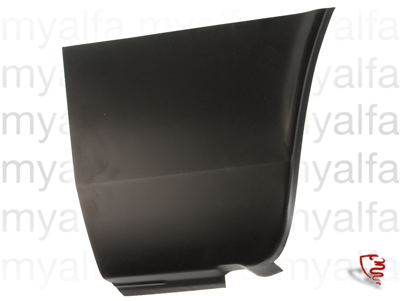 fender repair panel left behind. B-pillar for 105/115, Coupe, Body parts, Panels, Rear fenders