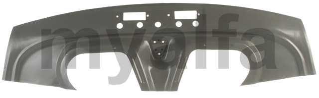 Interior panel repair Spider 66-69 trunk lid for 105/115, Spider, Body parts, Panels, Rear