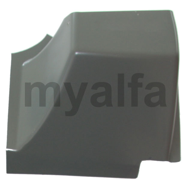 Panel base repair pillar GT Bertone - Esqº for 105/115, Coupe, Body parts, Panels, Sills