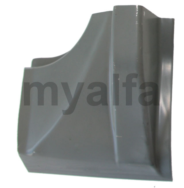 base repair panel pillar B GT Bertone - Esqº for 105/115, Coupe, Body parts, Panels, Sills