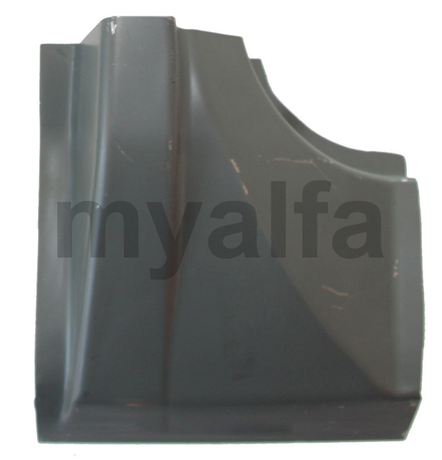 base repair panel pillar B GT Bertone - drtº for 105/115, Coupe, Body parts, Panels, Sills