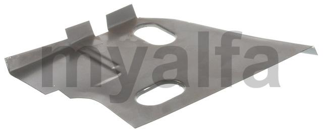 Panel pillar inner repair GT Bertone - drtº for 105/115, Coupe, Body parts, Panels, Sills