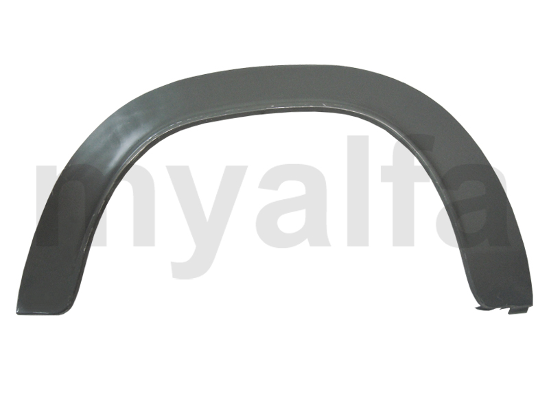 Panel right wheel arch repair GT Bertone for 105/115, Coupe, Body parts, Panels, Rear fenders