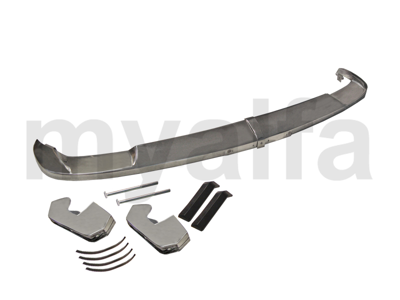 full front bumper GT Bertone for 105/115, Coupe, Body parts, Chrome Parts, Front