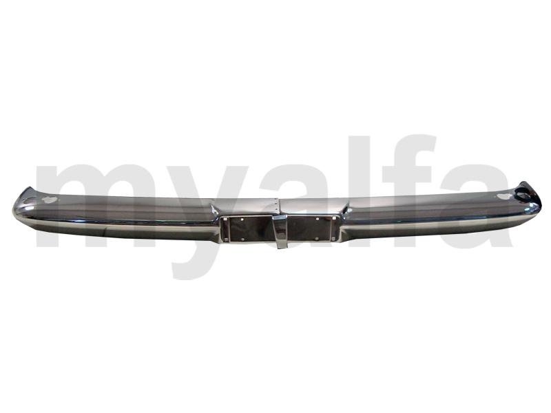 Bumper GT Bertone 1750 1st Serie Front for 105/115, Coupe, 1750, Body parts, Chrome Parts, Front