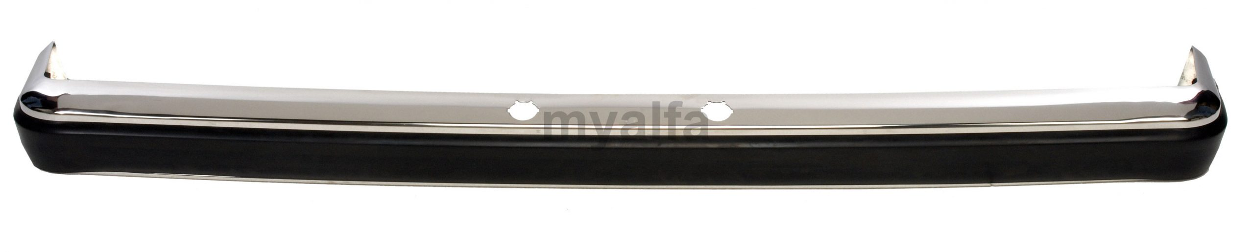 rear bumper Spider 1970-82 for 105/115, Spider, Body parts, Chrome Parts, Rear