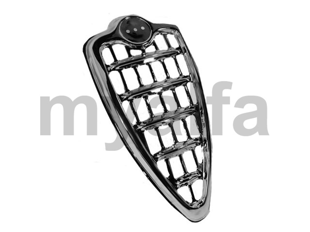 Central Grid 750/101 for 750/101, Spider, Body parts, Chrome Parts, Front