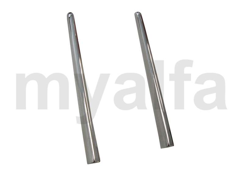Arms supporting the rear registration 750/101 for 750/101, Spider, Body parts, Chrome Parts, Rear