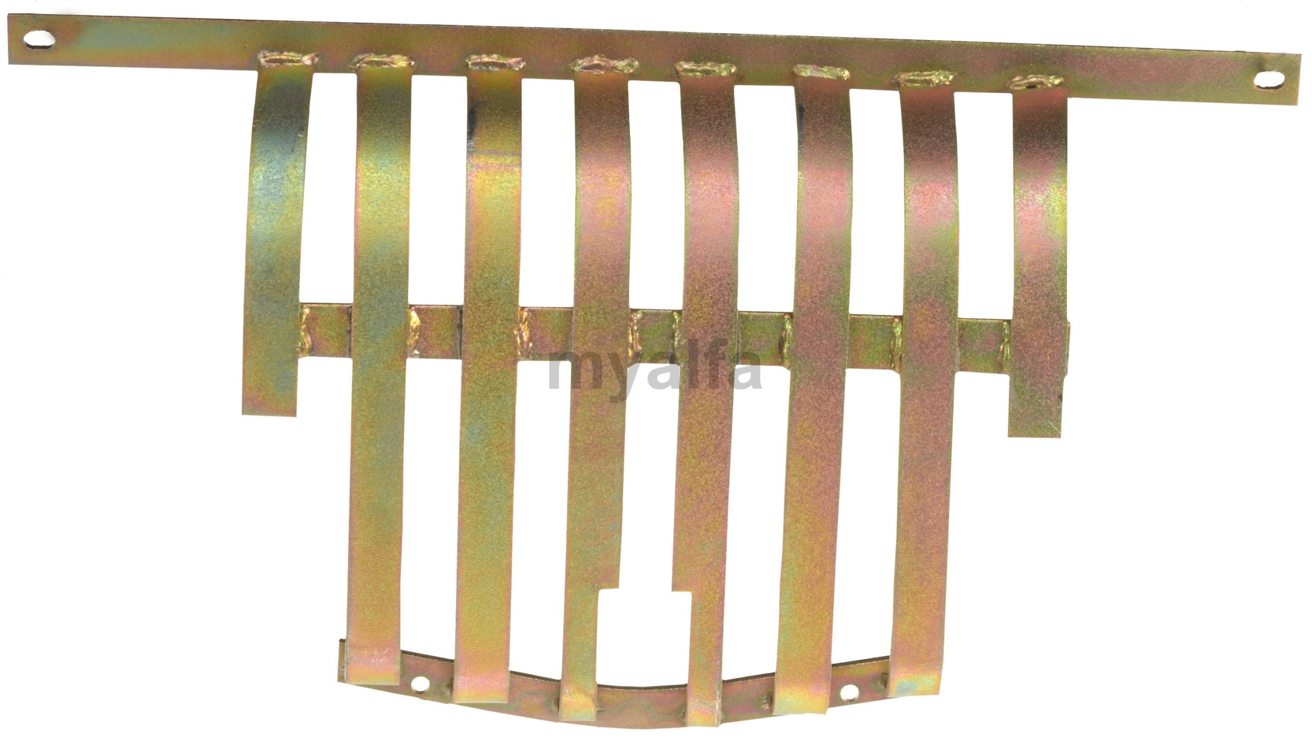 Protection grid Carter Galvanized for 105/115, Engine, Engine Block, Oil pans