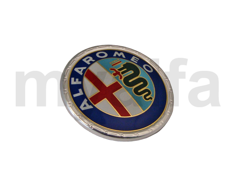 Alfa Romeo badge 72/84 for 105/115, Body parts, Emblems, badges and scripts, Emblems