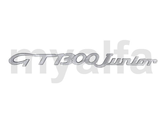 Script 'GT 1300 Junior' for 105/115, Coupe, Junior, Body parts, Emblems, badges and scripts, Scripts