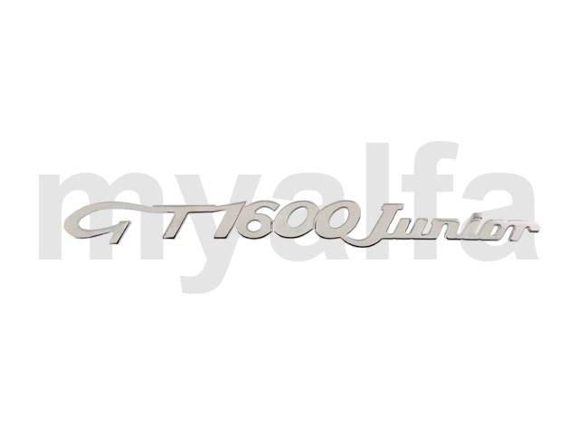Script 'GT 1600 Junior' for 105/115, Coupe, Junior, Body parts, Emblems, badges and scripts, Scripts