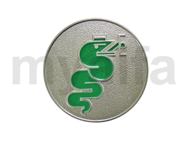GTV 2000 biscione emblem dt for 105/115, Body parts, Emblems, badges and scripts, Emblems