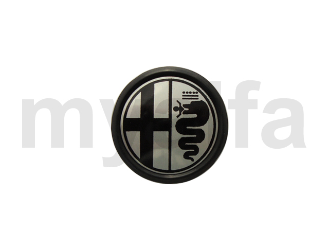 Badge wheel hub fitting Spider / 75/33 for 105/115, Spider, Chassis Mount, Wheels, Rim Emblems
